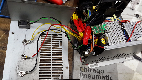 Converting an old PC Power Supply into a modellers 12v Supply