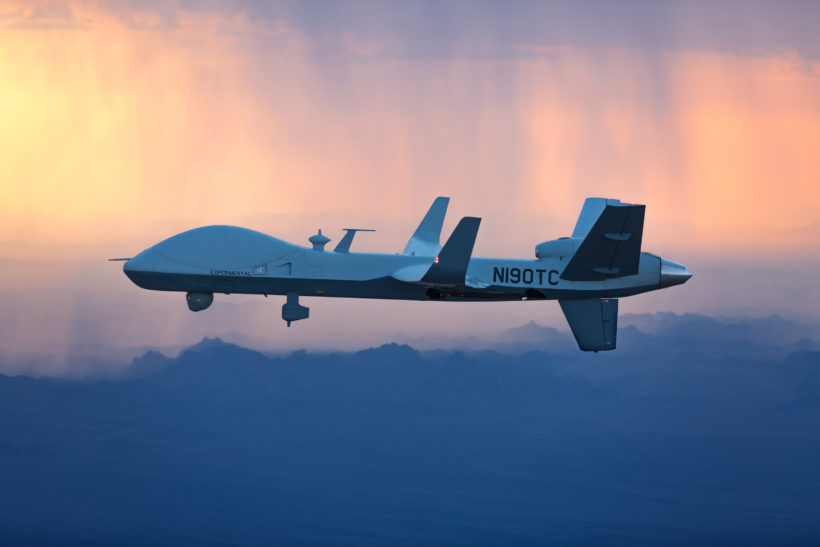 MQ-9B SkyGuardian RPA